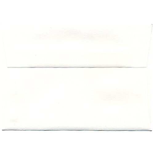 White 4bar A1 Envelopes - 3 5/8 x 5 1/8