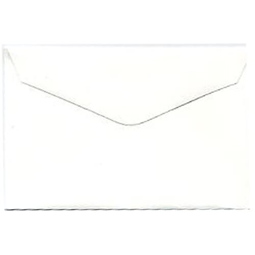 White 3drug Envelopes - 2 5/16 x 3 5/8
