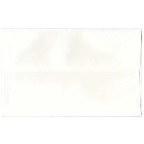 White A9 Envelopes - 5 3/4 x 8 3/4