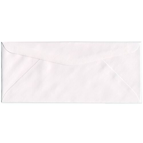 White #9 Envelopes - 3 7/8 x 8 7/8