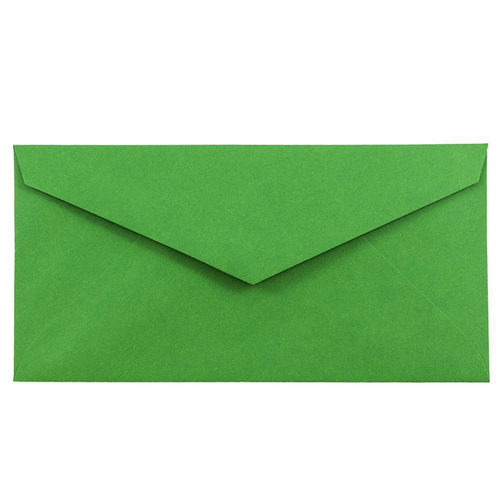 Green Monarch Envelopes - 3 7/8 x 7 1/2