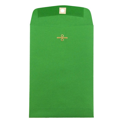 Green 6 x 9 Envelopes