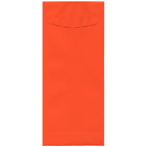 Orange #11 Envelopes - 4 1/2 x 10 3/8