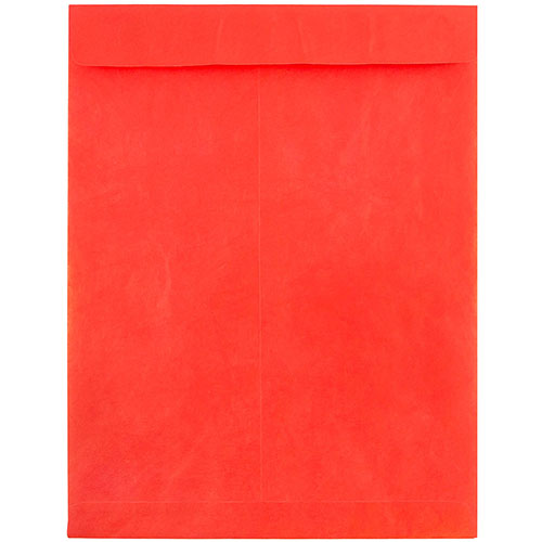 Red 10 x 13 Envelopes