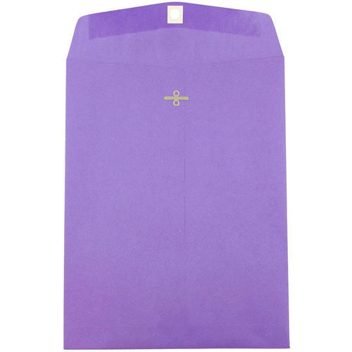 Purple 9 x 12 Envelopes