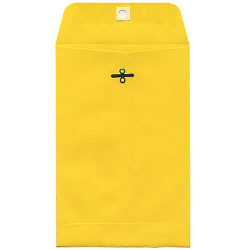 Yellow 6 x 9 Envelopes
