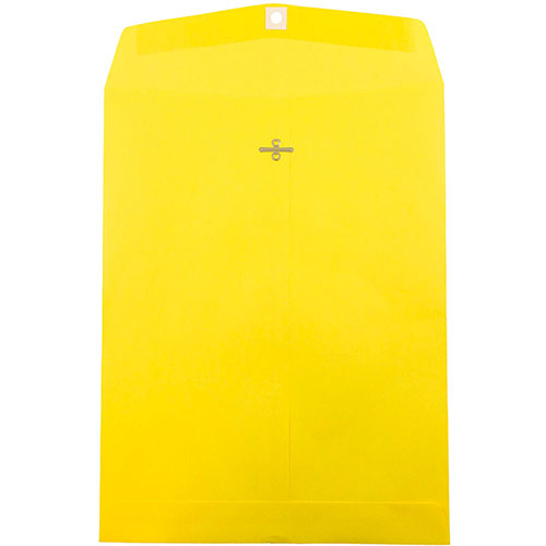 Yellow 10 x 13 Envelopes