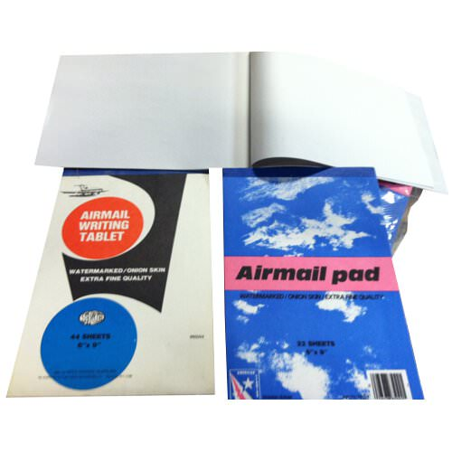 Airmail Onion Skin Paper Pads