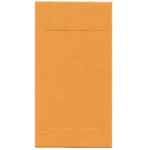Brown #7 Coin Envelopes - 3 1/2 x 6 1/2