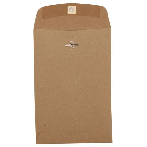 Brown 6 x 9 Envelopes