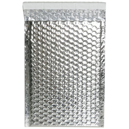 Silver & Grey 6 3/8 x 9 1/2 Envelopes