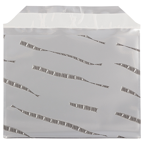 Silver & Grey 5 x 6 1/8 Envelopes