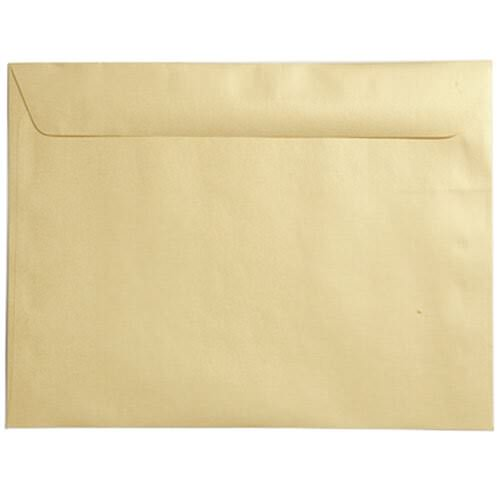 Gold 9 x 12 Envelopes