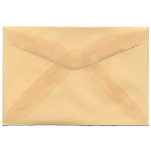 Ivory 3drug Envelopes - 2 5/16 x 3 5/8