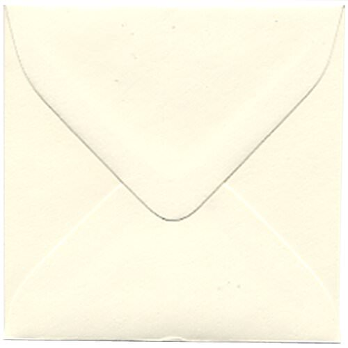 Ivory 3 1/8 x 3 1/8 Square Envelopes