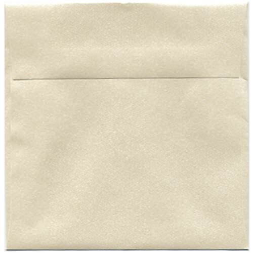 Ivory 6 1/2 x 6 1/2 Square Envelopes