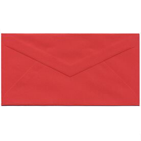 Red Monarch Envelopes - 3 7/8 x 7 1/2