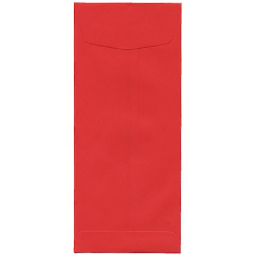 Red #11 Envelopes - 4 1/2 x 10 3/8
