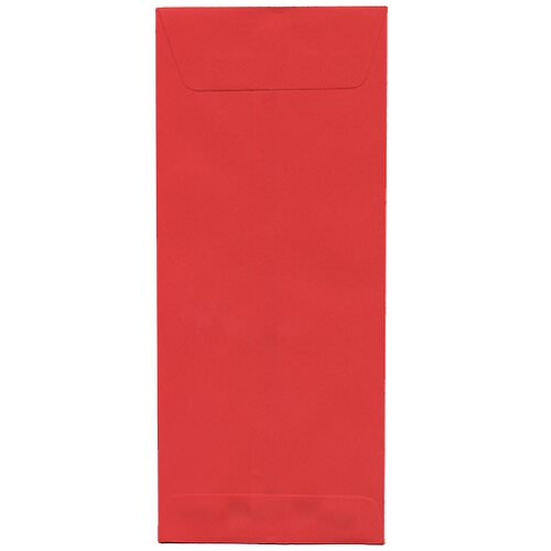 Red #14 Envelopes - 5 x 11 1/2