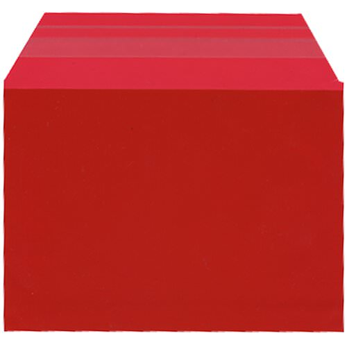 Red 4 5/8 x 6 7/16 Envelopes