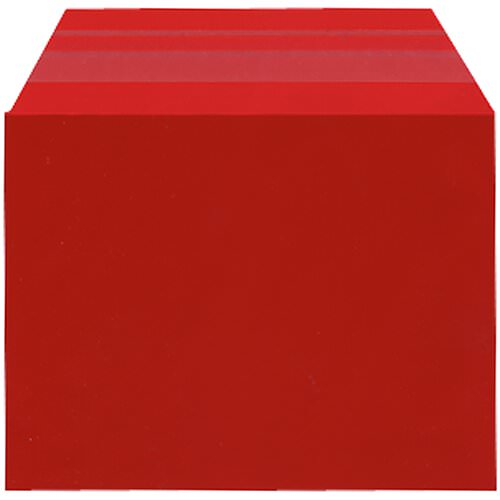 Red 4 1/4 x 5 11/16 Envelopes