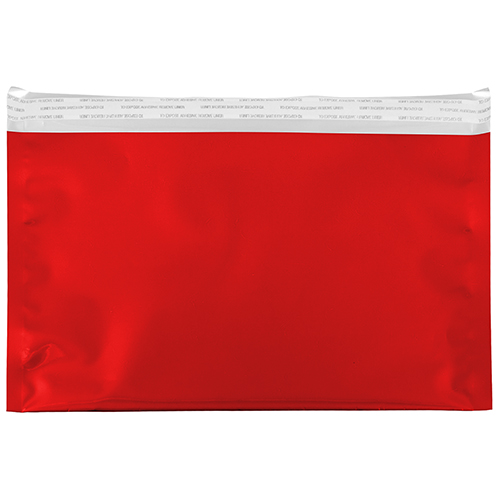 Red 6 1/8 x 9 1/2 Envelopes
