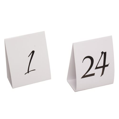 table number tent cards jam paper