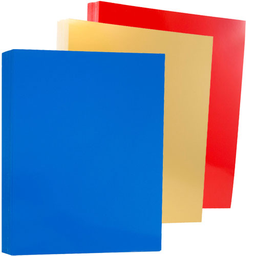 Glossy Paper & Cardstock