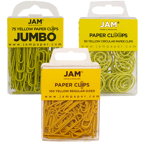 Yellow Paperclips