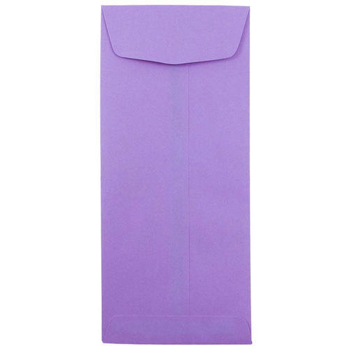 Purple #11 Envelopes - 4 1/2 x 10 3/8