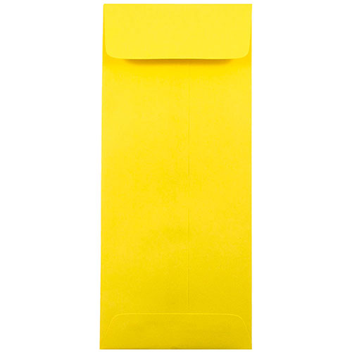 Yellow #11 Envelopes - 4 1/2 x 10 3/8