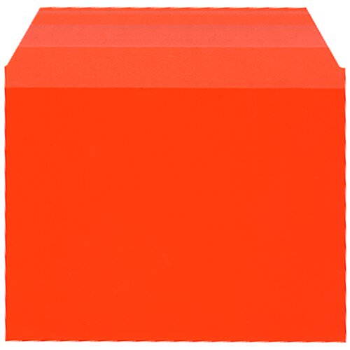 Orange 4 1/4 x 5 11/16 Envelopes