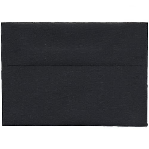 Black 4bar A1 Envelopes - 3 5/8 x 5 1/8