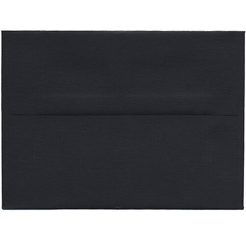 Black A6 Envelopes - 4 3/4 x 6 1/2