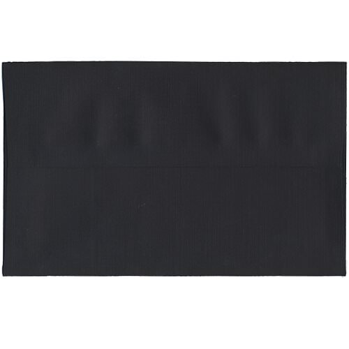 Black A10 Envelopes - 6 x 9 1/2