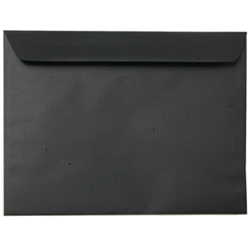 Black 9 1/2 x 12 5/8 Envelopes