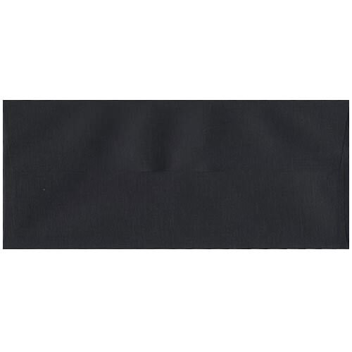 Black #10 Envelopes - 4 1/8 x 9 1/2
