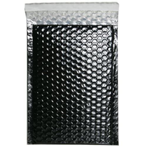 Black 6 3/8 x 9 1/2 Envelopes