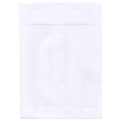 White 8 3/4 x 11 1/4 Envelopes