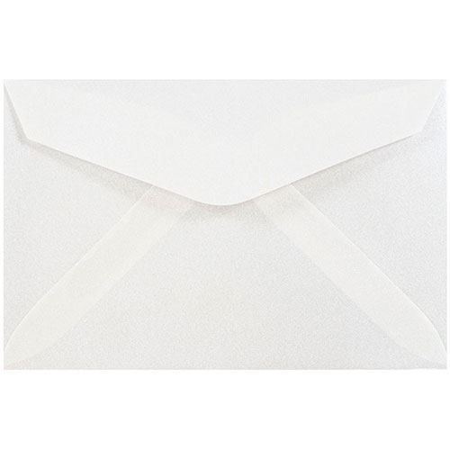 Clear 3drug Envelopes - 2 5/16 x 3 5/8