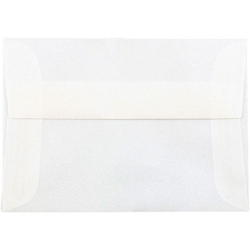 Clear 4bar A1 Envelopes - 3 5/8 x 5 1/8