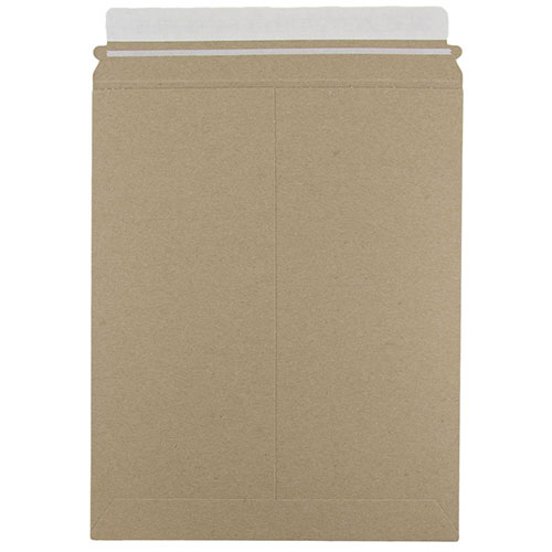 Brown Kraft 100percent Recycled Photo Mailers