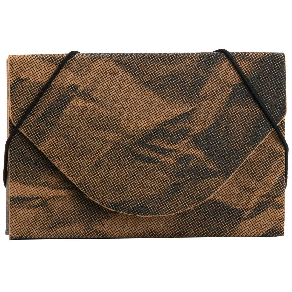 Wrinkled Copper Business Card Cases