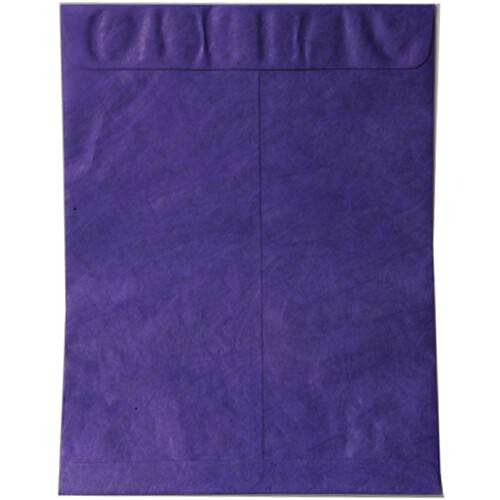 Purple Tyvek® Envelopes