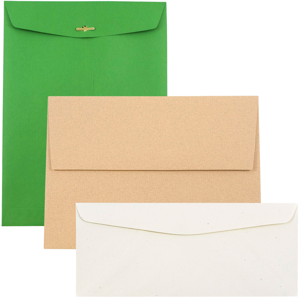 envelopes all styles sizes colors jam paper