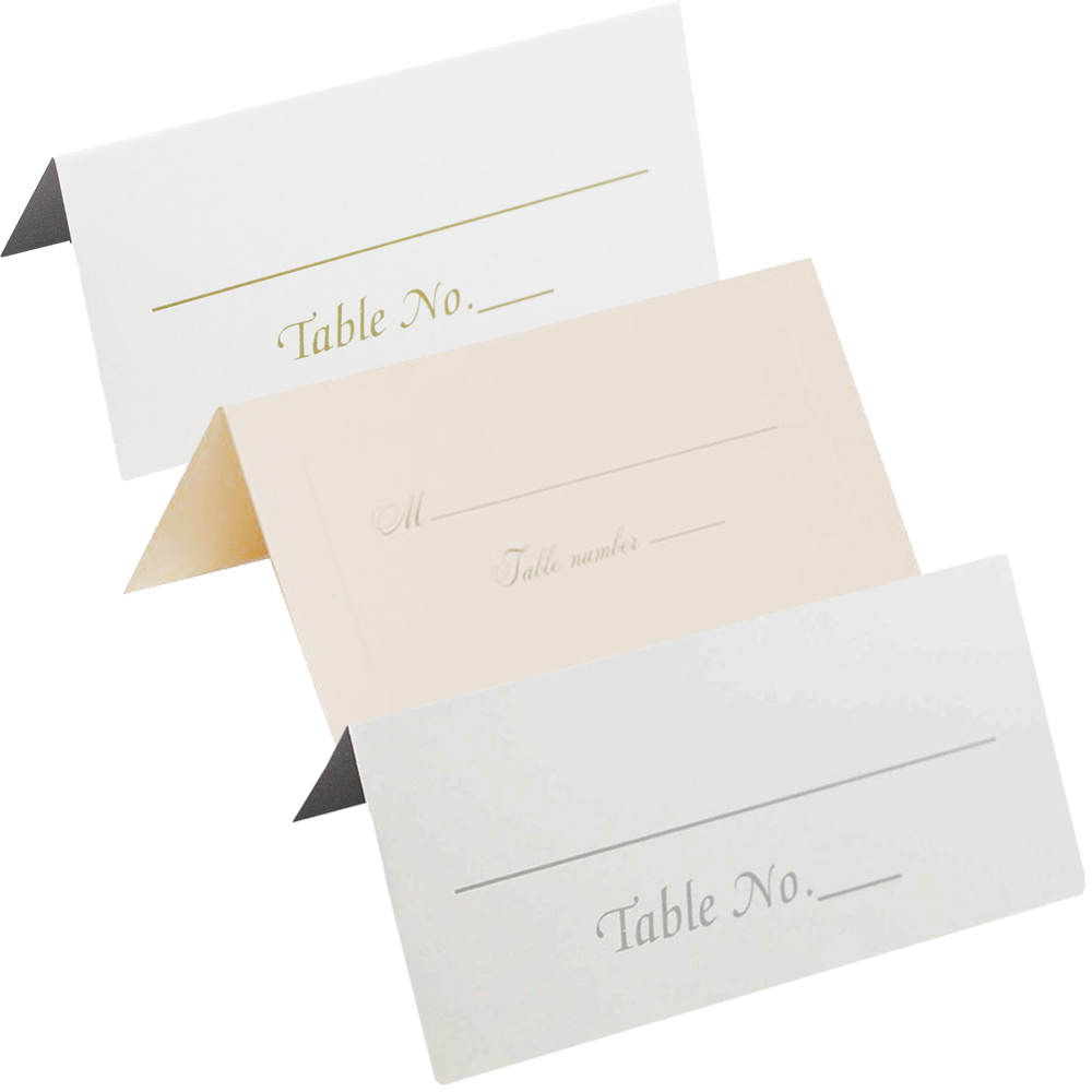 table place cards jam paper - Table Place Cards