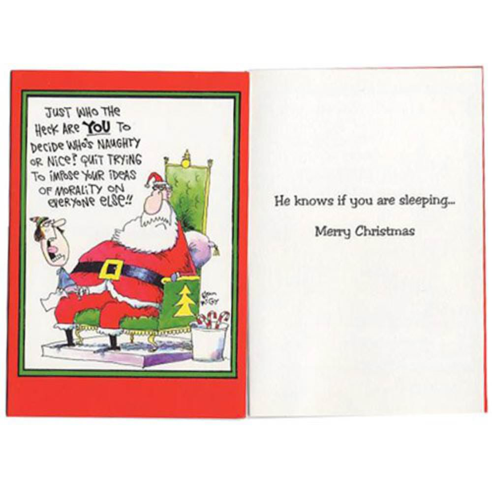 Funny Christmas Card Sets | JAM Paper