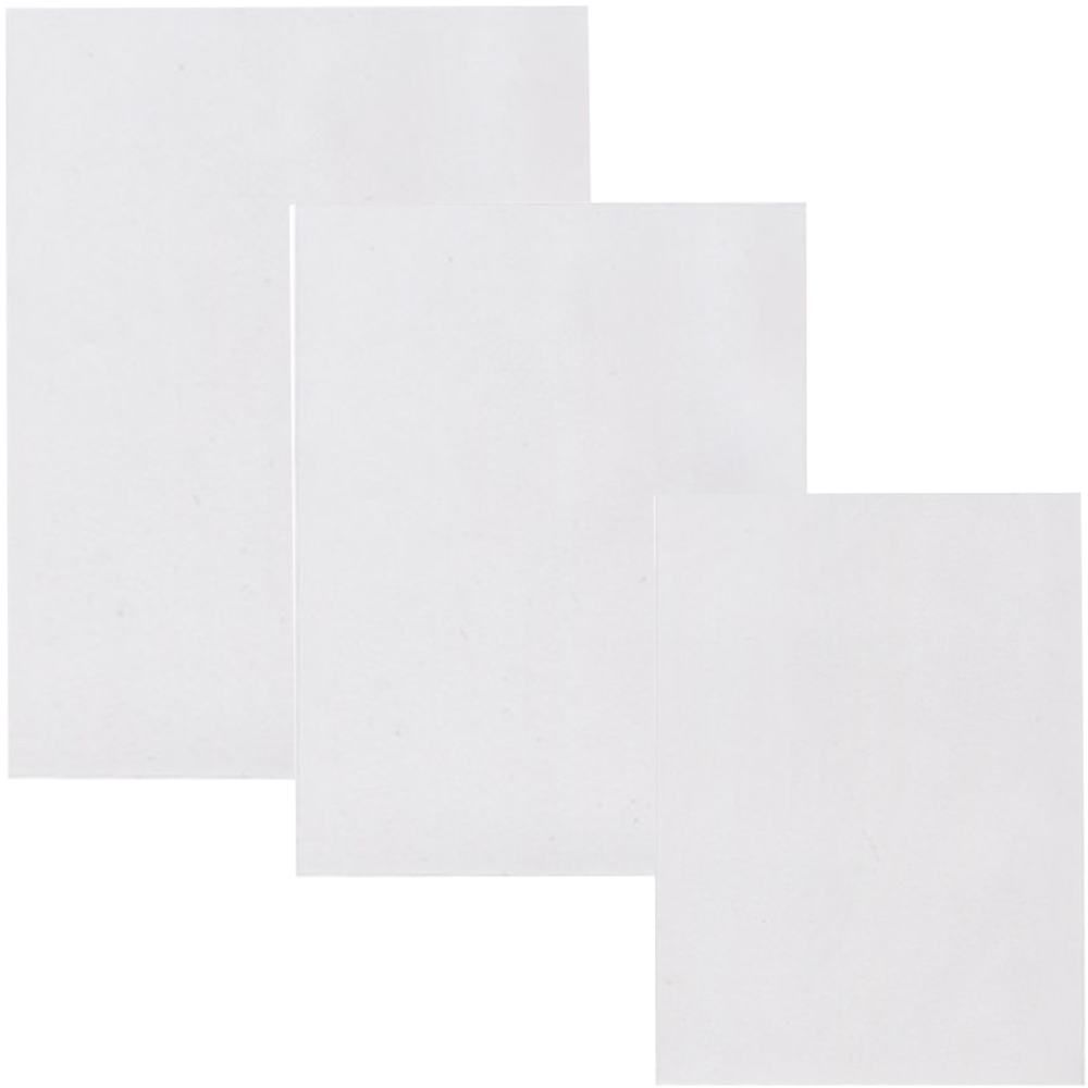 Clear cello sleeves with no flap jam paper m4hsunfo