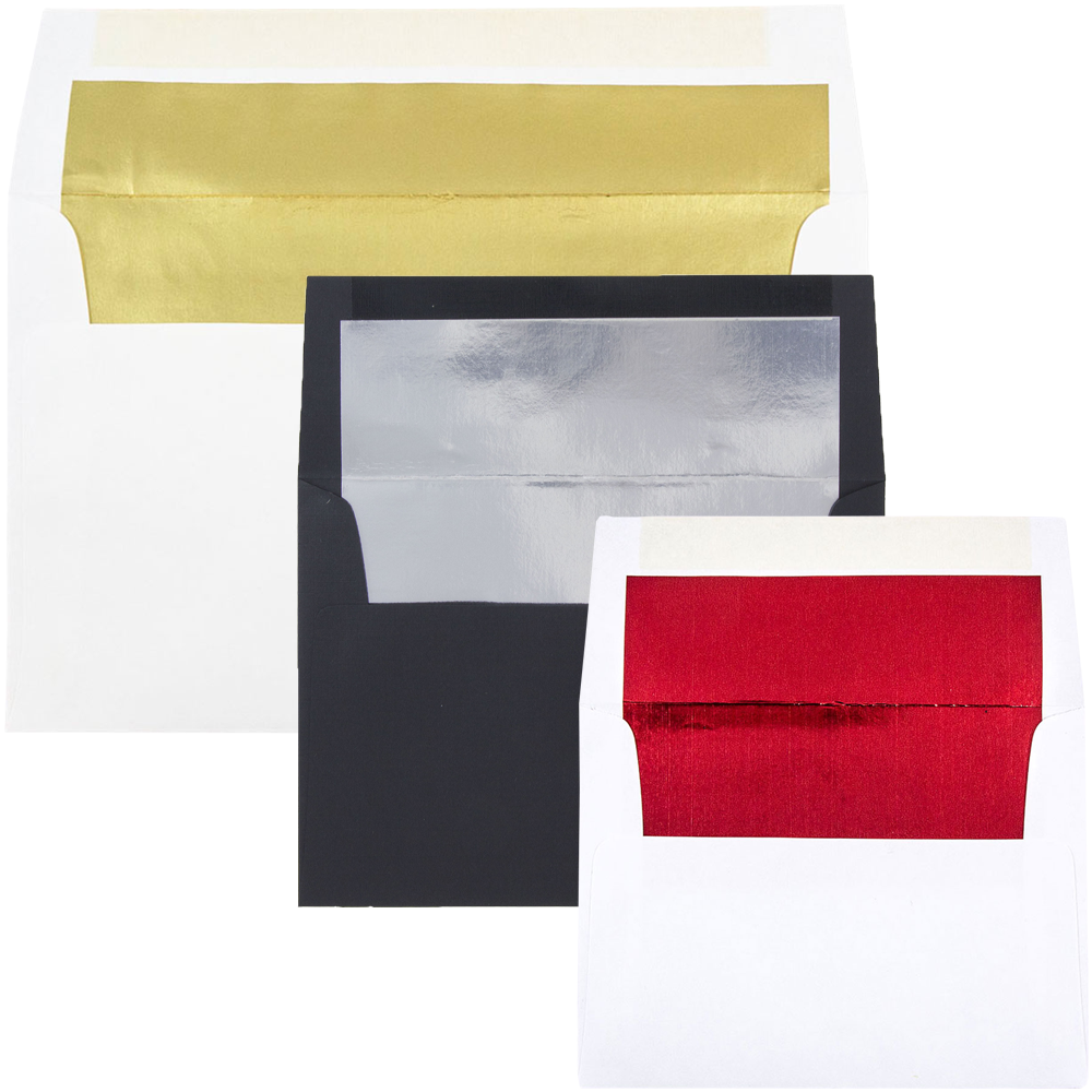 Envelopes: All Styles, Sizes, & Colors | JAM Paper