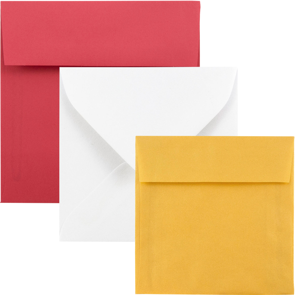 paper and envelopes